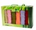 Набор кухонных полотенец из 6 штук Cestepe Bamboo Flower 30х50