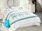 Постельное белье ТМ First Choice VIP сатин-жаккард Svip-16 Galata евро-размер