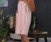 Набор ТМ Nusa для сауны женский 3-х предметный NS-030-2 Розовый