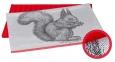 Набор полотенец кухонных 2 шт ТМ Hobby Squirrel 50х70