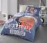Постельное белье ТМ Luoca Patisca Ranforce Basketball полуторное