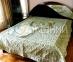 Покрывало ТМ Timonin Евро-жаккард салатовый