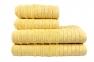 Полотенце махровое ТМ Hobby Daisy желтое