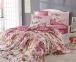 Постельное белье ТМ Hobby Exclusive Sateen Rosanna розовое