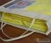 Полотенца махровые набор (3 шт.) ТМ Ярослав 44550 жёлтые