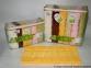 Набор полотенец из 6 штук Cestepe maxisoft Bamboo Jasmin