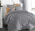 Постельное белье ТМ LightHouse бязь Zebra бежевый евро-размер