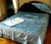 Покрывало ТМ Timonin Евро-жаккард голубой