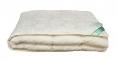 Одеяло пуховое ТМ Экопух 100/0 крем кассетное