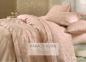 Постельное белье с покрывалом ТМ Karaca Home Karya pudra евро-размер