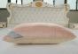 Подушка со стёганым чехлом ТМ Arya Pure Line Sophie Pink 50Х70