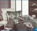 Постельное бельё ТМ Leleka-Textile сатин С061 евро-размер