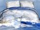 Постельное белье ТМ Novita сатин-панно CLL-100 Лебеди