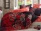 Постельное белье ТМ Hobby Exclusive Sateen Fiorella коричневый