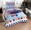 Подростковое постельное белье ТМ Clasy Rally 1