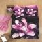 Постельное белье ТМ Luoca Patisca Sateen 3D Pink Lily евро-размер