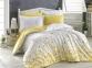 Постельное белье ТМ Hobby Poplin Stars желтое