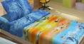 Подростковый постельный комплект ТМ ТOP Dreams Морской бой